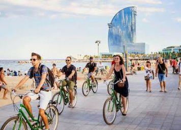 Barcelona Fietstour met Privégids