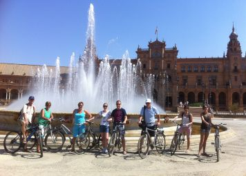 Seville Bike Tour & Rental