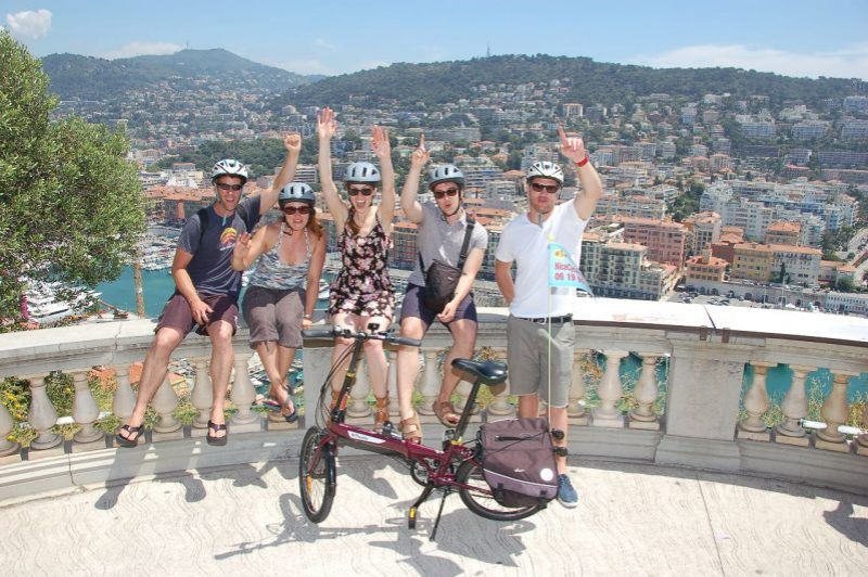 Nice Fietstour: de Highlights