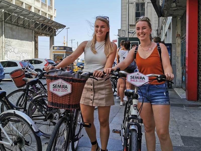 Studentenfietstour Istanbul