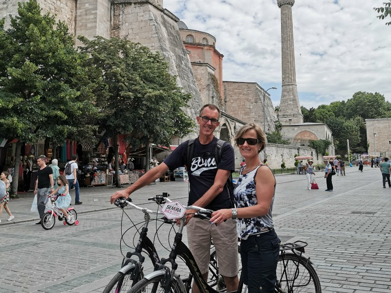 Golden Horn Private Bike Tour