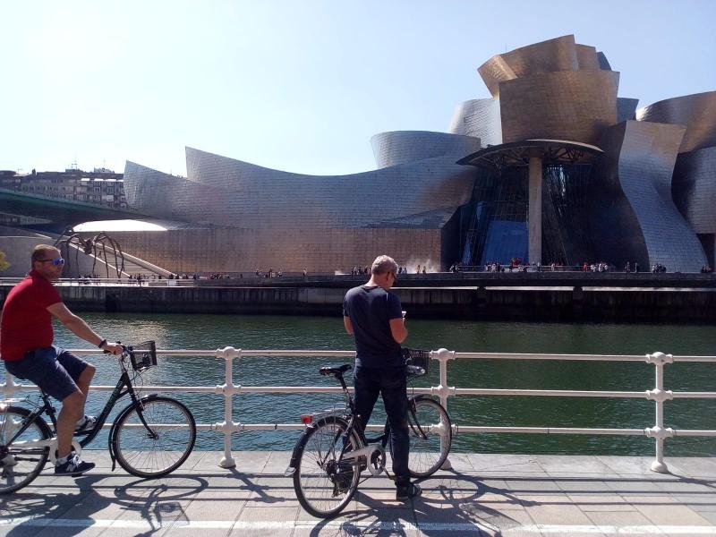 Bilbao Fietstocht met Privégids