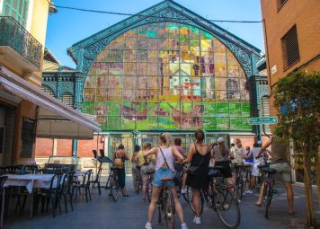 Fietsen huren in Malaga