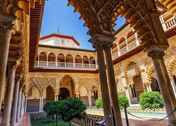 Sevilla Studentenfietstour