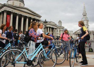 Londen Fietstour: de Highlights