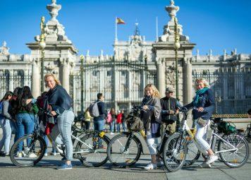 Madrid Fietstocht + Tapas