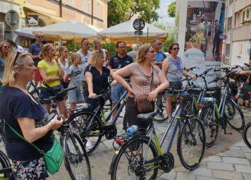 Wenen Fietstour: de highlights met local als gids
