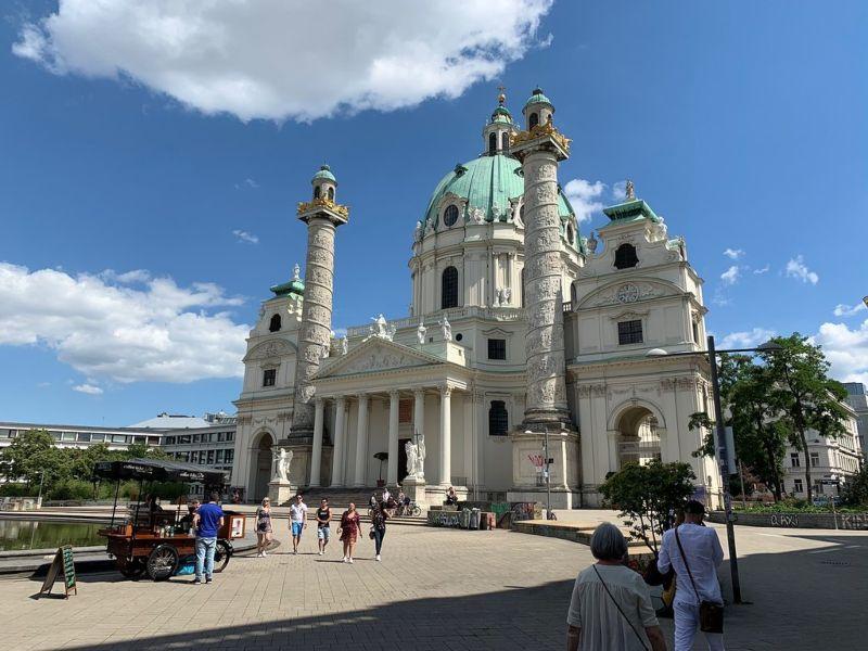 Wien Highlights Fahrradtour