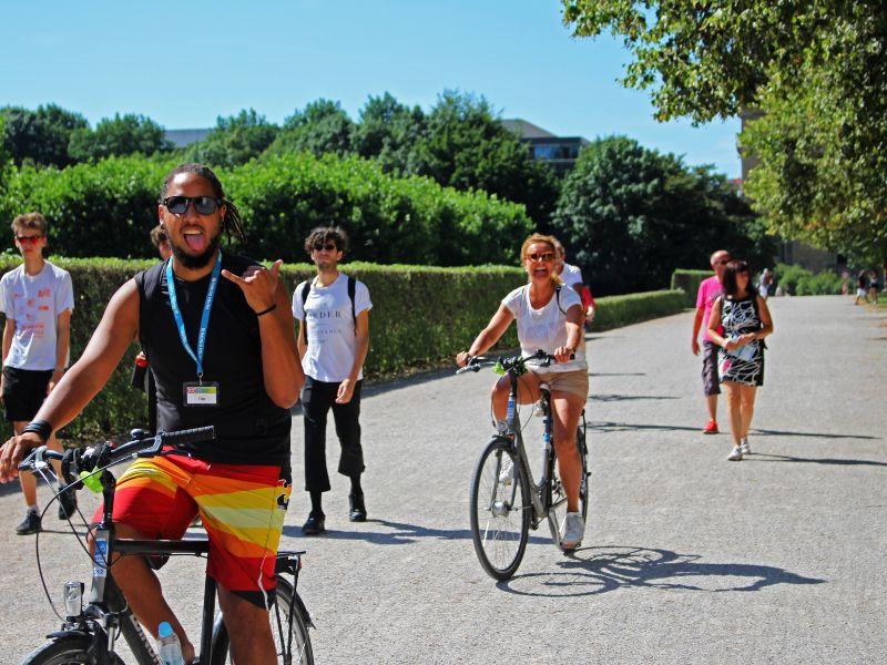 Munich Highlights Bike Tour