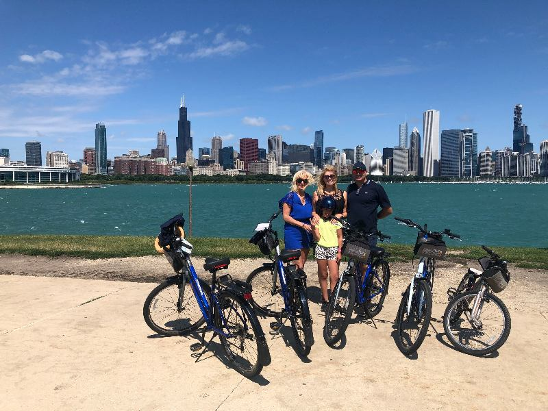 Chicago Fietstour: de highlights