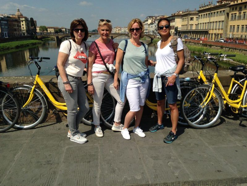 Florence Highlights Bike Tour (Dutch)