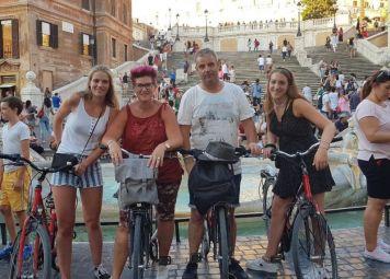 Rome Highlights Bike Tour
