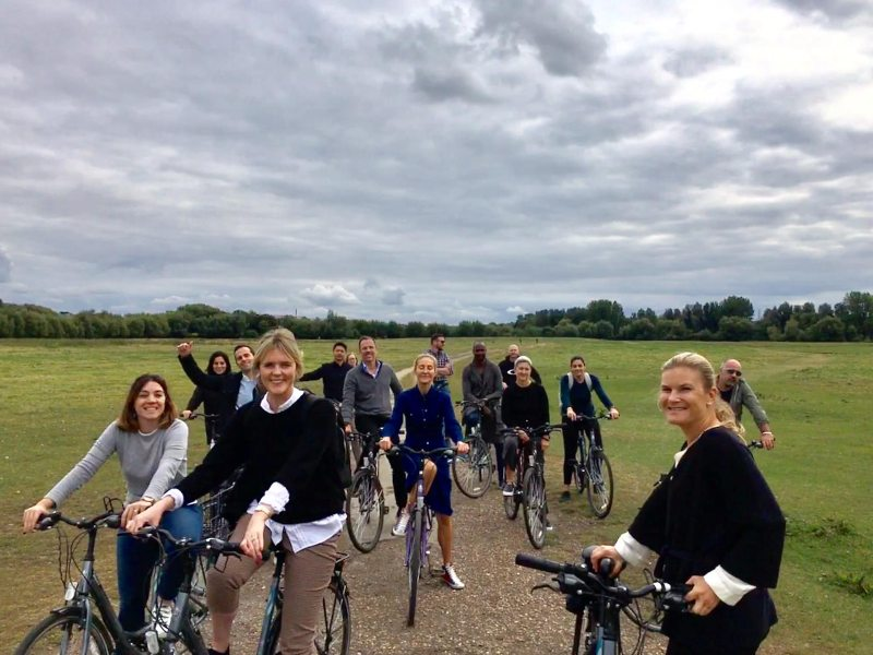 Fahrradtour Oxford Highlights