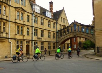 Oxford Fietstour: de highlights
