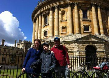 Fietsen huren in Oxford