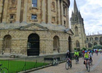 Oxford Fietstocht met Privégids