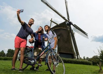 Amsterdam Studentenfietstour