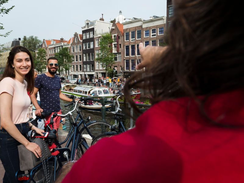 Private bike tour Amsterdam