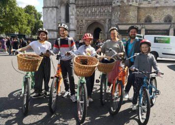 London Private Bike Tour