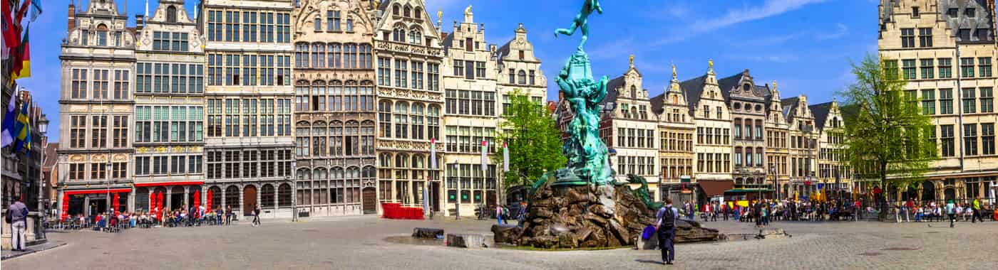Antwerp Sightseeing