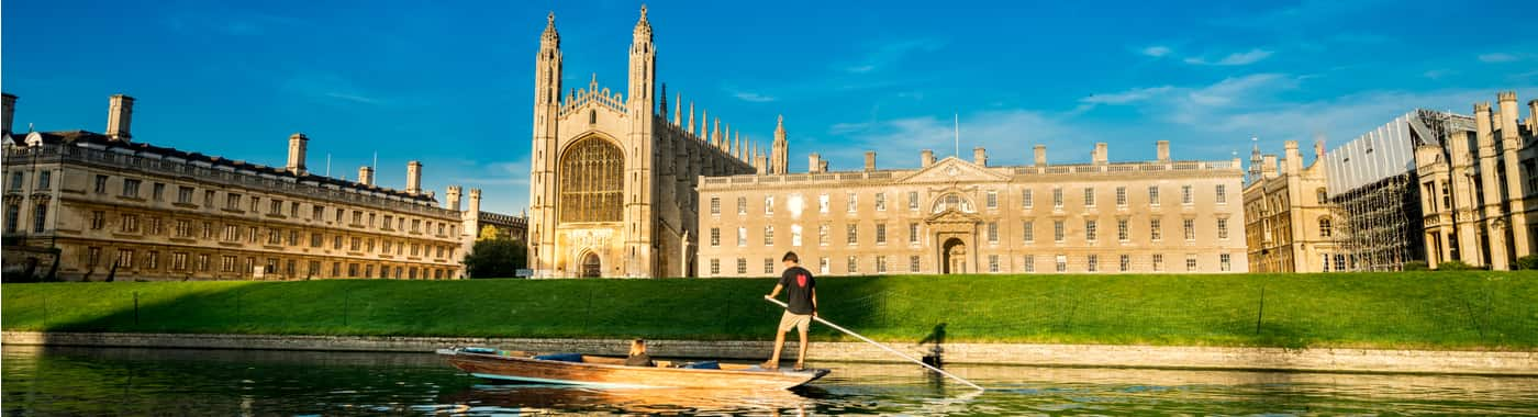Tours in Cambridge