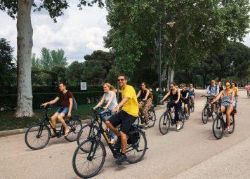 Madrid Privé Fietstour