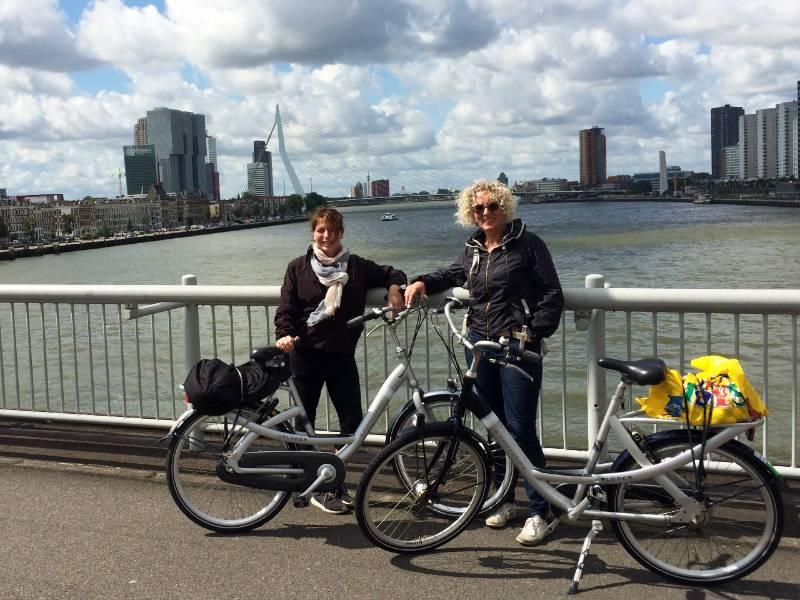 Rotterdam Fietstour