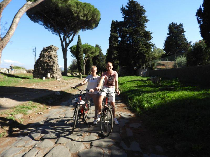 Rome Fietstocht Via Appia