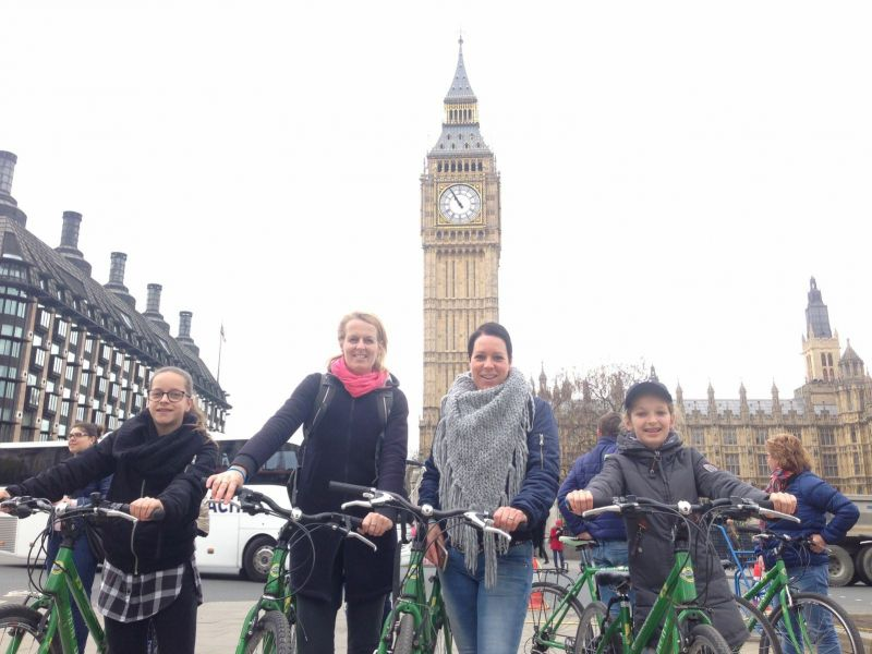 London Private Bike Tour