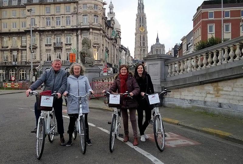 Antwerpen Fietstour: de highlights