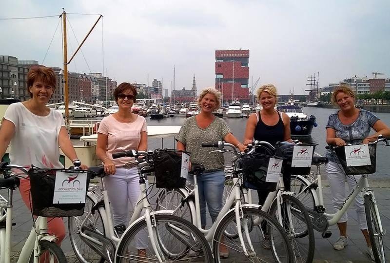 Antwerpen Fietstocht met privégids