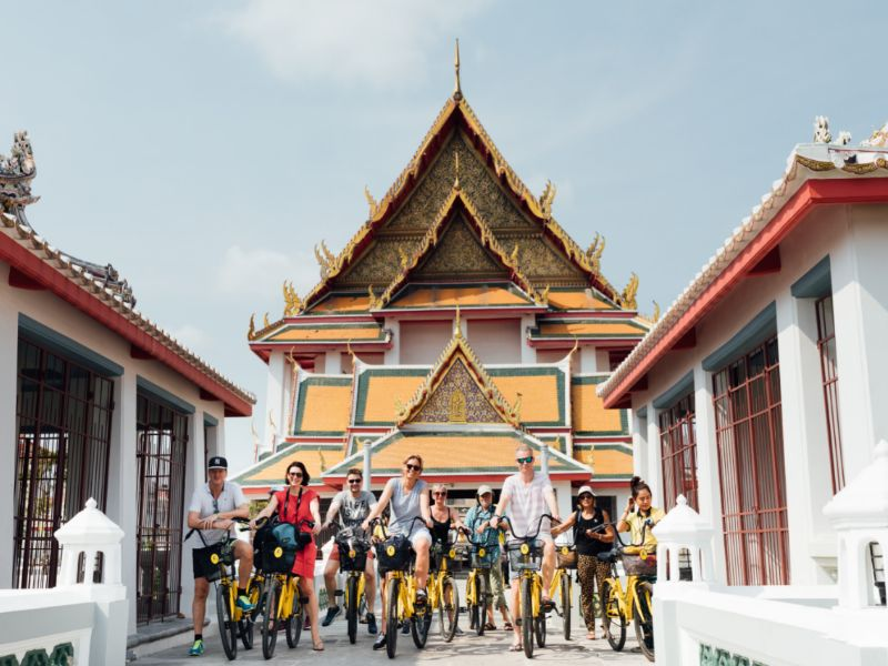 Bangkok Highlights Tour