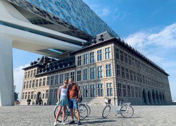 Fietsverhuur in Antwerpen