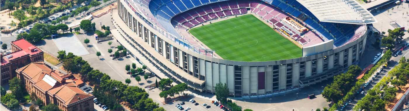 FC Barcelona Fietstour