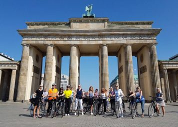 Berlin Student Bike Tour