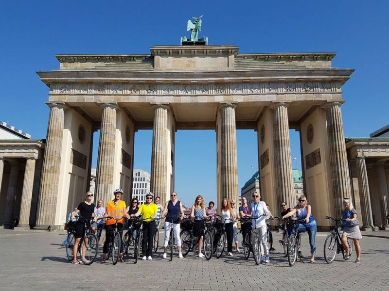 Berlin Highlights Radtour