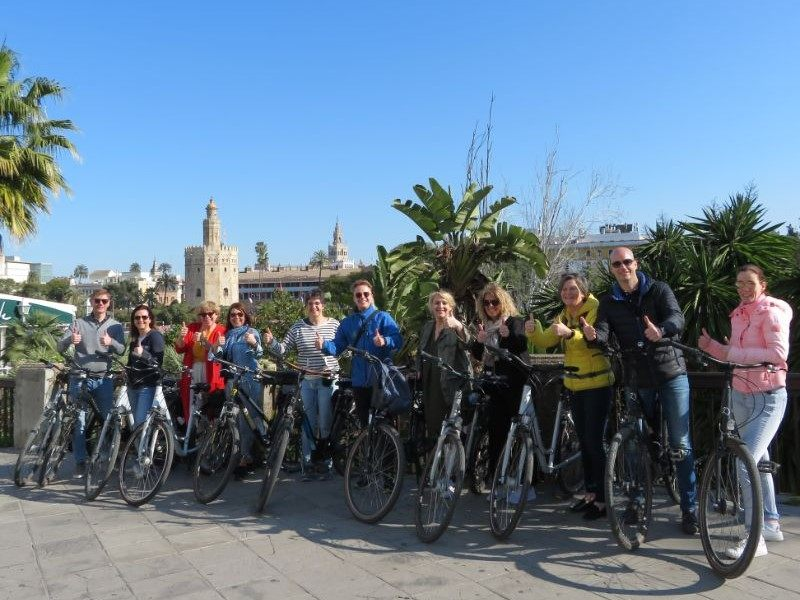 Sevilla Fietstour: de Highlights
