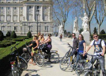 Madrid Fietstour: de Highlights