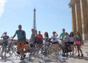 Parijs Fietstour + Fietshuur