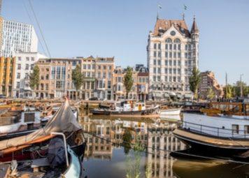Rotterdam Stadswandeling