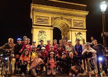 Paris cykeltur for børn