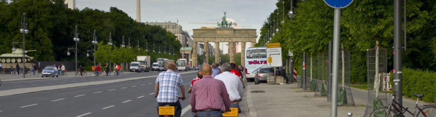 Descrube Berlin ruta en Bici