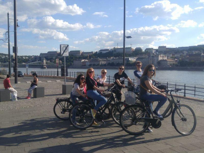 Boedapest Fietstour: de highlights