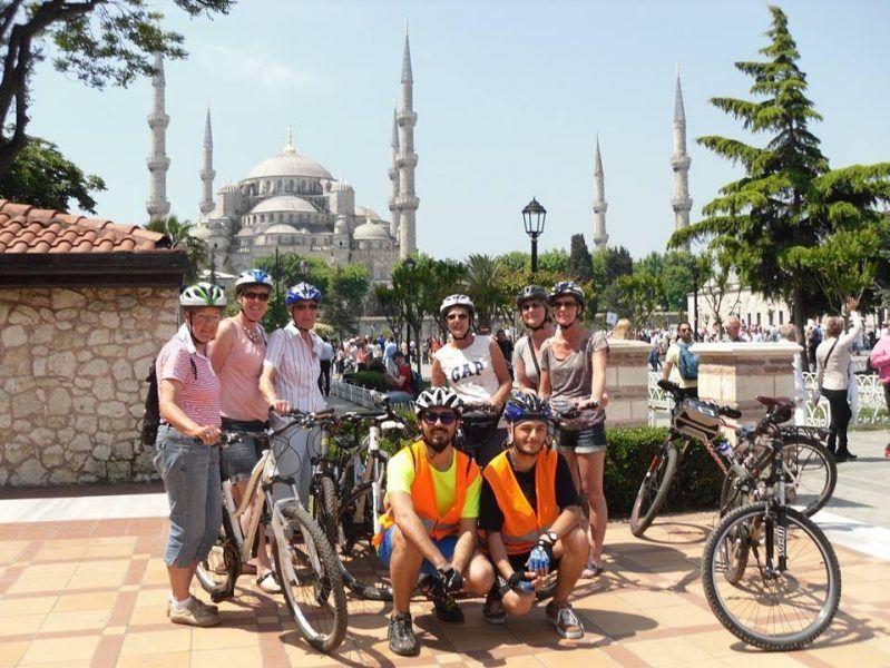 Istanbul Fietstour: de highlights