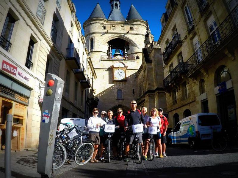 Bordeaux Fietstocht met Privégids