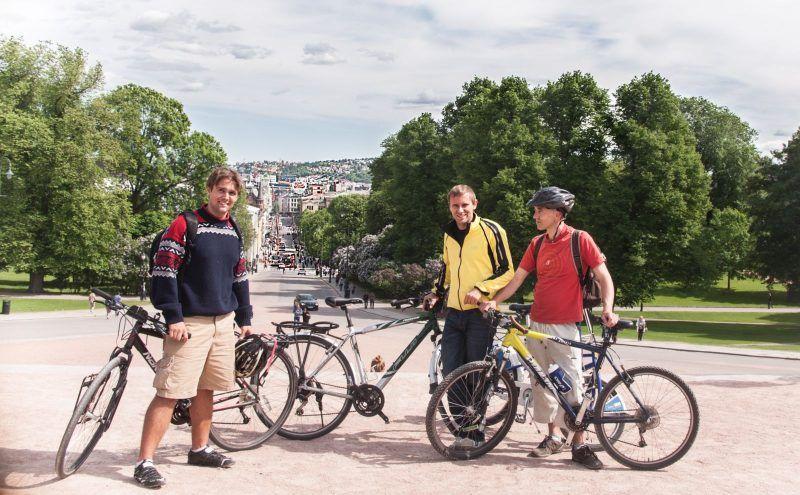 Oslo Fietstour: de Highlights