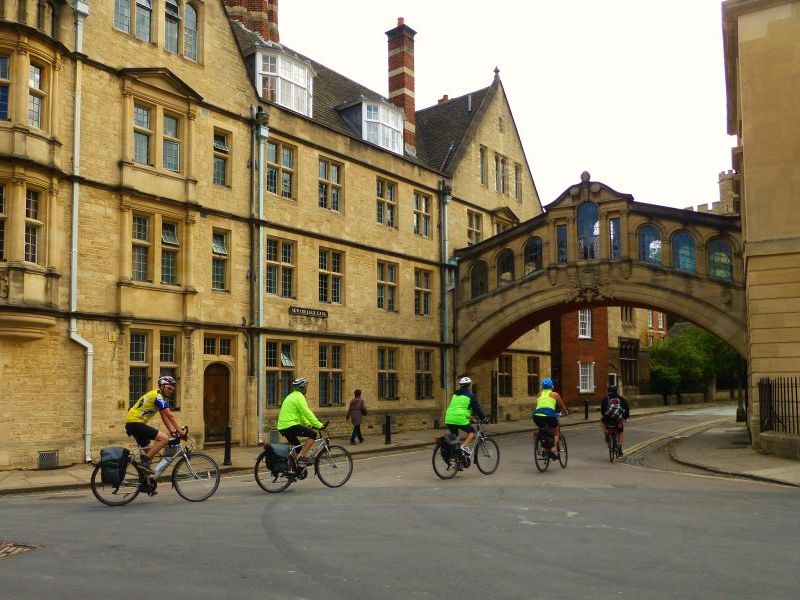 Oxford Highlights Tour