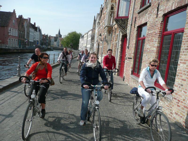Brugge Fietstour: de highlights