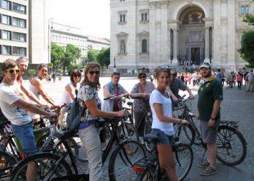 Budapest Danube Bike Tour
