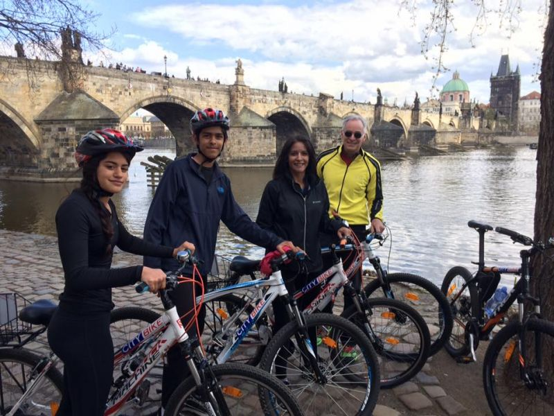 Prague Private Bike Tour